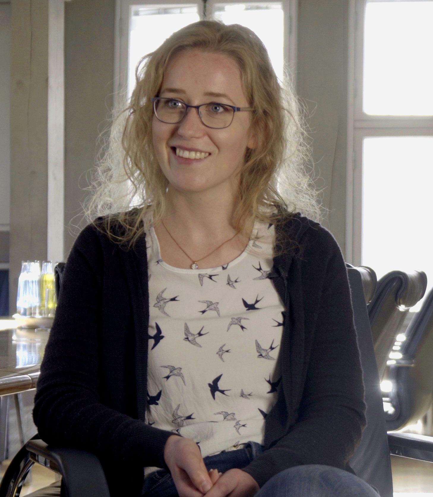 Cara Kühn</span>, Digitalisierungsbeauftragte der Stadt Wolfenbüttel